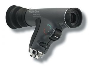 Welch Allyn Panoptic ophthalmoscope set