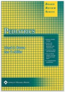 BRS Pediatrics - Pediatrics Books for Medical Students
