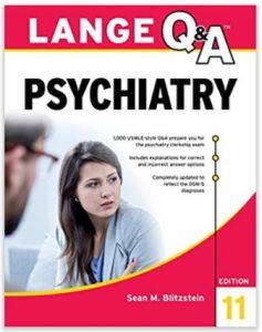 Psychiatry Books For Medical Students Crushmedschool