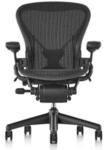desk chair aeron - gifts for medical students